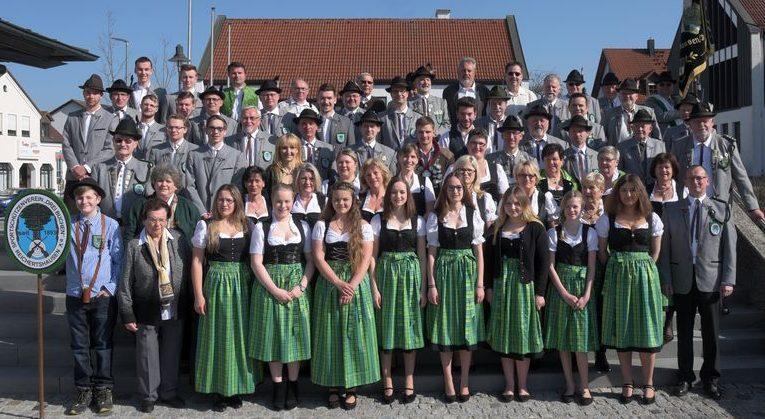 """Sportschützenverein """"Drei Buchen"""" Reichertshausen"""