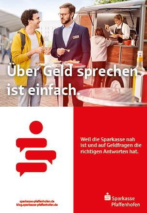 Sponsor Sparkasse Pfaffenhofen