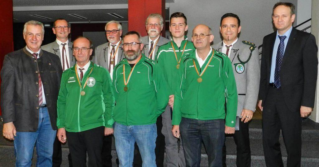 Sportlerehrung Gemeinde Reichertshausen 2019