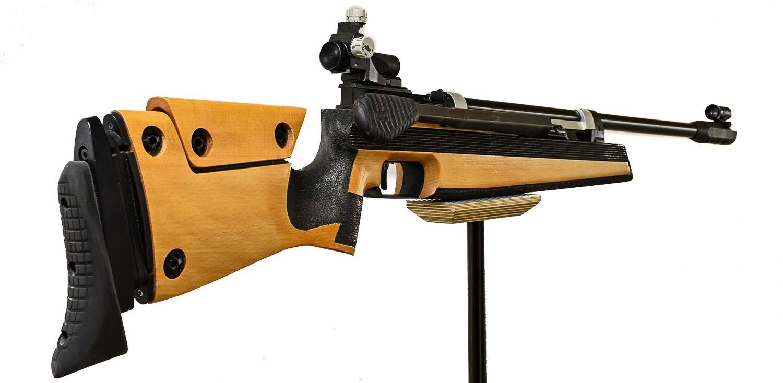 Seitenspanner-Luftgewehr