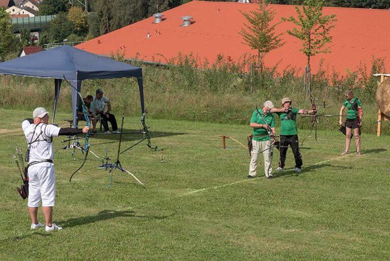 Vereinsmeisterschaft Bogenschützen 2020